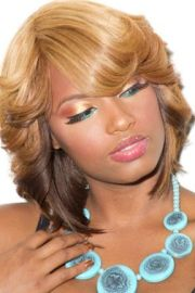 quick weave hairstyles black
