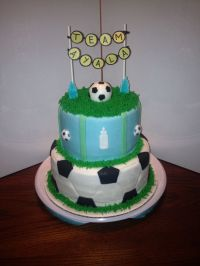 25+ best ideas about Soccer baby showers on Pinterest ...
