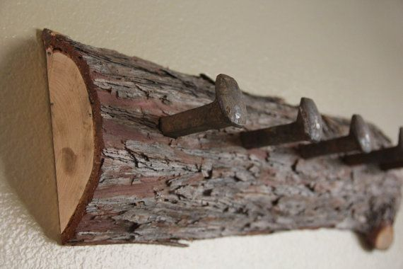 25+ best ideas about Railroad spikes crafts on Pinterest