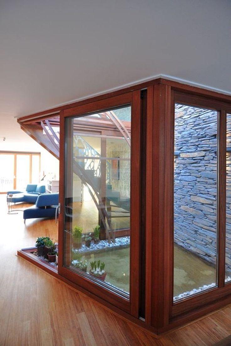 20 Beautiful Indoor Garden Design Ideas Vertical Indoor Garden