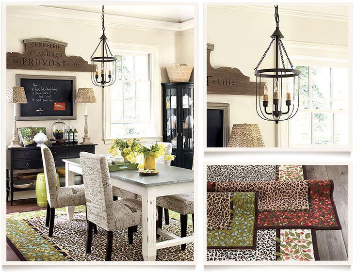 ballard designs dining chair slipcovers rolling beach | room ideas pinterest corner cabinets, dark wood furniture and design