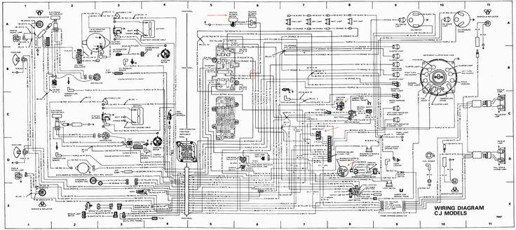 Wiring Diagram For 1983 Jeep Cj7 Powerkingcorhpowerkingco: 1976 Cj7 Wiring Diagram At Elf-jo.com