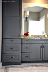 25+ Best Ideas about Bathroom Cabinets on Pinterest