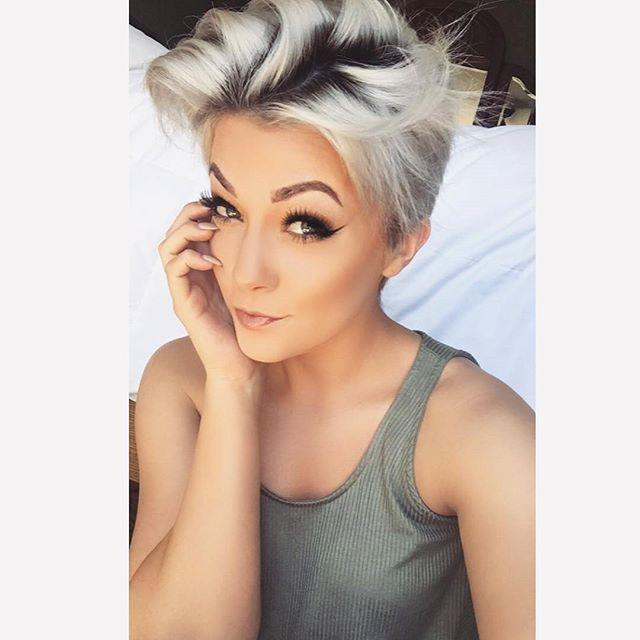 25 best ideas about Short Platinum Hair on Pinterest