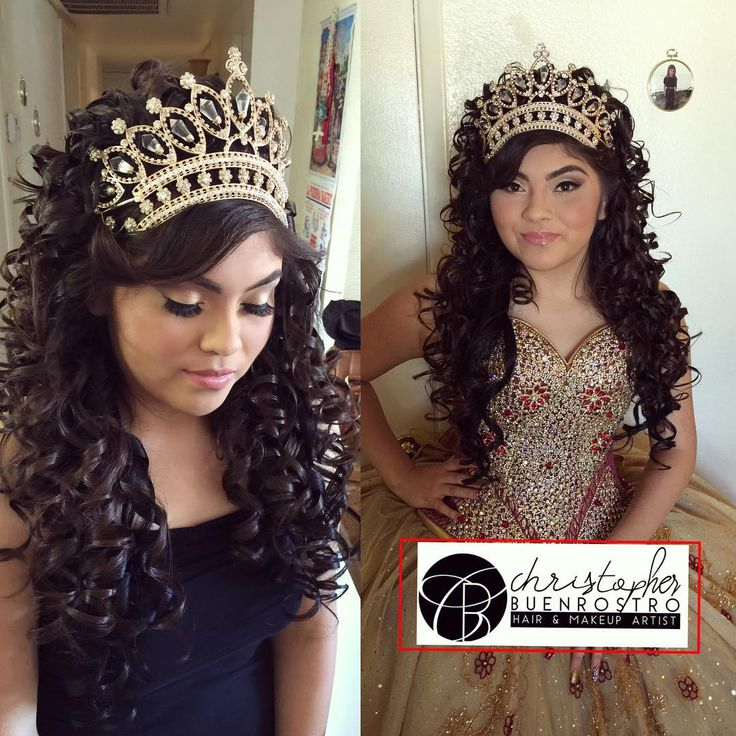 17 Best ideas about Sweet 15 Hairstyles on Pinterest