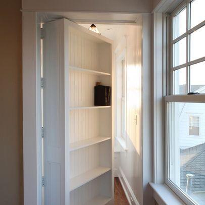 Hidden Bookcase Door Plans Hidden Bookshelf Door Kit