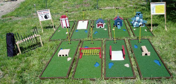 Portable Mini Golf Mini Golf Pinterest Or Fun And If