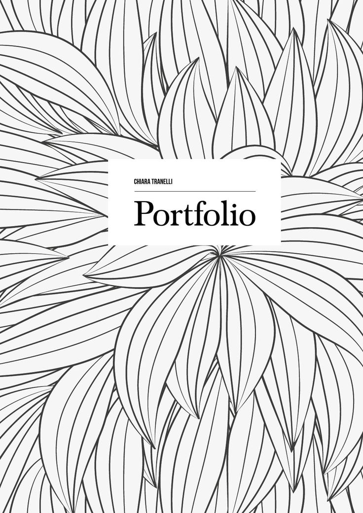 25+ best ideas about Portfolio covers on Pinterest