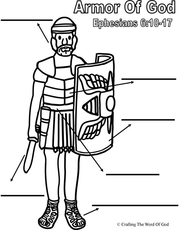 179 best Armor of God images on Pinterest