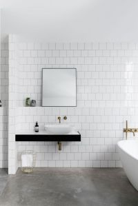 25+ best ideas about White tiles on Pinterest | Geometric ...