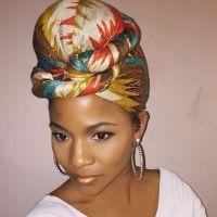 Love this scarf!!!   Naturalhair   Pinterest   Scarfs ...