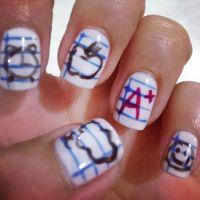 Cute Simple Nail Designs For Short Nails   Easy Nail Art ...