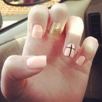 90 best images about Christian Nails on Pinterest