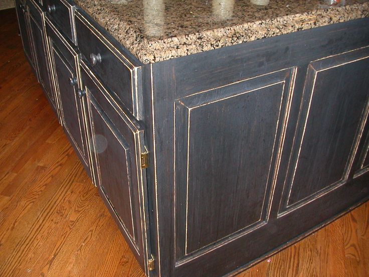 17 Best Images About Finishing Unfinished Cabinets On