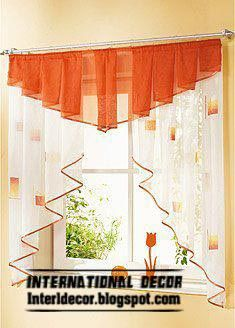 17 Best Ideas About Curtains For Kitchen On Pinterest Easy