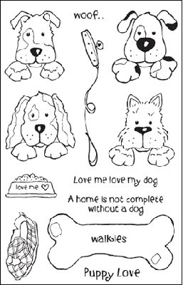 306 best images about Printable Dogs on Pinterest