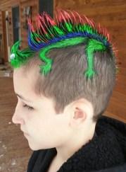 wacky hair day sullivan west