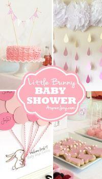 Best 25+ Bunny baby showers ideas on Pinterest