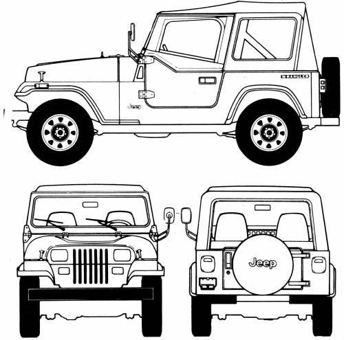 25+ best ideas about 1987 Jeep Wrangler on Pinterest