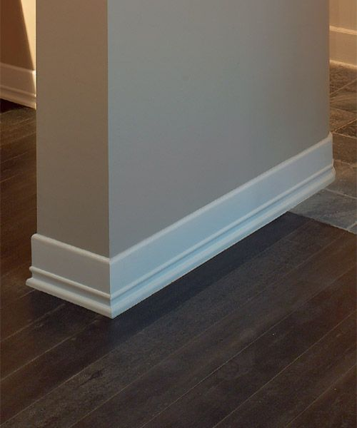 17 Best ideas about White Baseboards on Pinterest  White