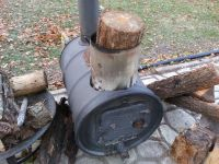 74 best images about DIY Barrel Stove Outdoor Furnace on ...