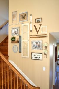 1000+ ideas about Staircase Wall Decor on Pinterest | Wall ...