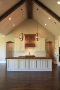 Best 20+ Vaulted ceiling kitchen ideas on Pinterest