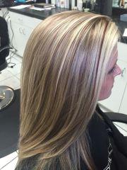 blonde hair ready fall
