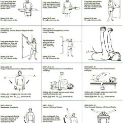 Best Chair To Use After Back Surgery 2 Folding Covers Spandex 25+ Ideas About Rotator Cuff On Pinterest | Exercises, Physical Therapy ...