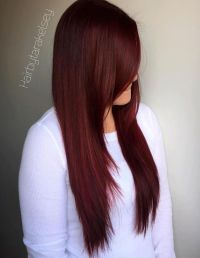 25+ best ideas about Deep Burgundy Hair Color on Pinterest ...