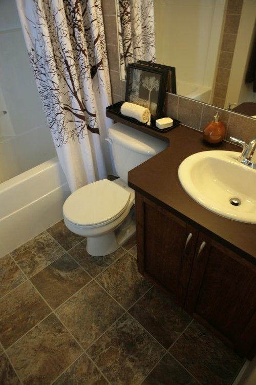 extended vanity over the toilet  BATH  Pinterest