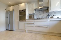 kitchen with american fridge freezer - Hada Googlom ...