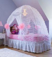 Fairy-Tale Bed Tent | Frozen | Pinterest | Girls, Tent ...