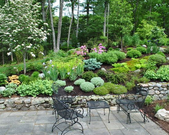The 25 Best Ideas About Hillside Landscaping On Pinterest Steep