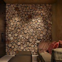 25+ best Log wall ideas on Pinterest