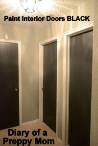 17 Best ideas about Painting Interior Doors on Pinterest ...