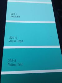 Tiffany Blue Paint Colors by Valspar