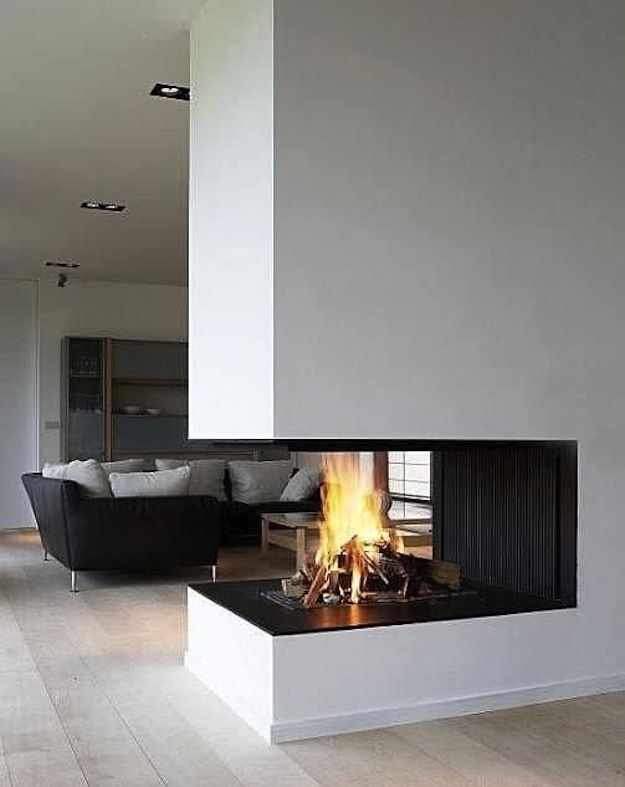 31 Epic Fireplaces For The Ultimate Snow Day  Fireplaces