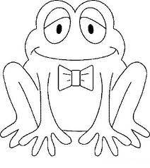 25+ best Frog coloring pages ideas on Pinterest