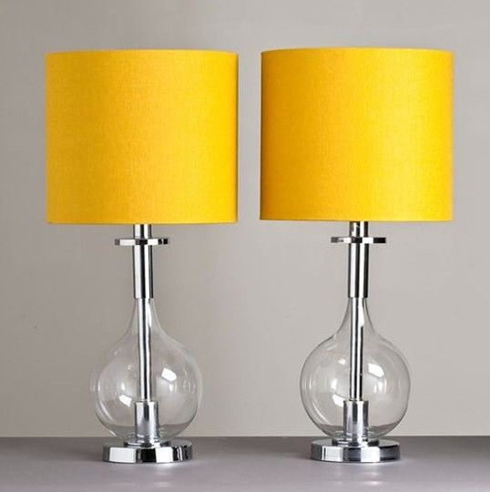 25+ best ideas about Yellow lamps on Pinterest