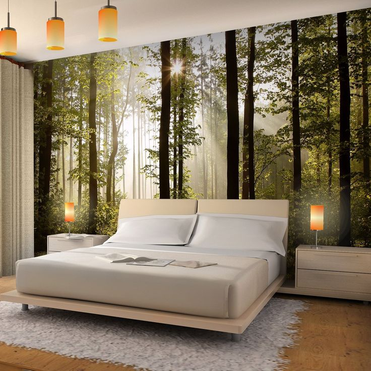17 Best ideas about Tapeten Schlafzimmer on Pinterest