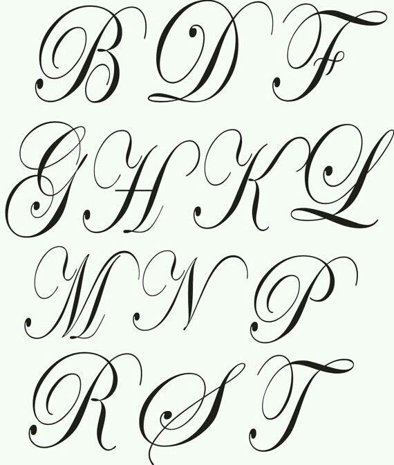 17 Best images about monogram fonts on Pinterest