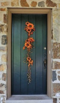 78 Best ideas about Fall Door Decorations on Pinterest ...