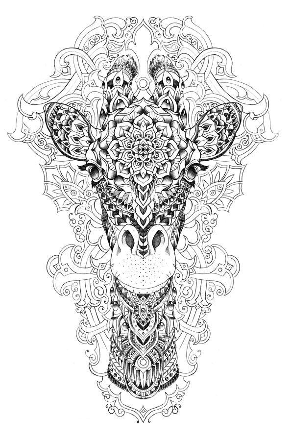 Best 25+ Giraffe pattern ideas on Pinterest
