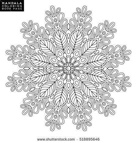 1000+ ideas about Mandala Flower Tattoos on Pinterest