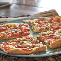 Tomato-Rosemary Tart - Best Party Appetizer Recipes ...