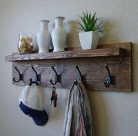 Best 25+ Coat racks ideas on Pinterest | Diy coat rack ...