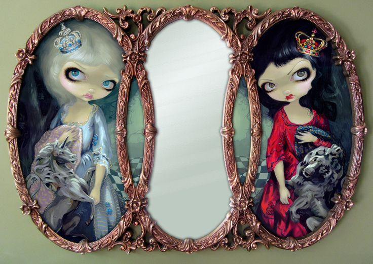 Black And White Gothic Wallpaper Jasmine Becket Griffith Wallpaper Bing Images
