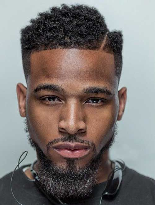 25 Best Ideas About Black Men Haircuts On Pinterest Mixed Race