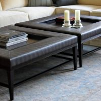 25+ best ideas about Ottoman coffee tables on Pinterest ...